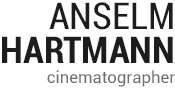 Anselm Hartmann | Cinematographer | Kameramann